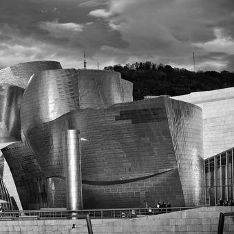 Guggenheimovo Museum v Bilbao