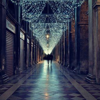 Noc v Benátkách