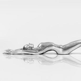 Silver body