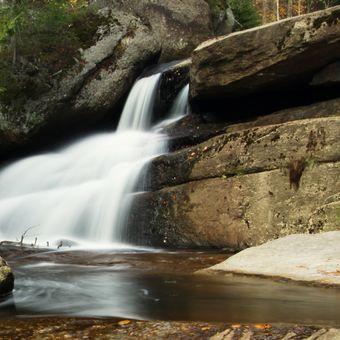 Voda na horách