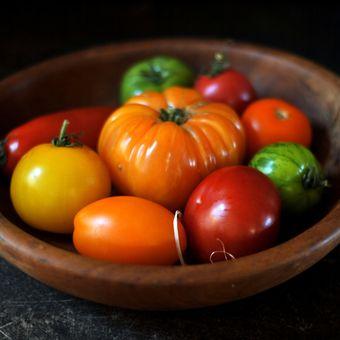 Rajčata... brzo budou na zahradě