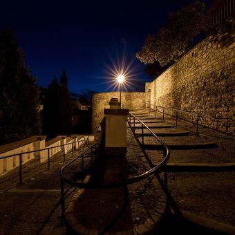 Máchovy schody, Litoměřice