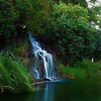 Vodopády na Špilberku