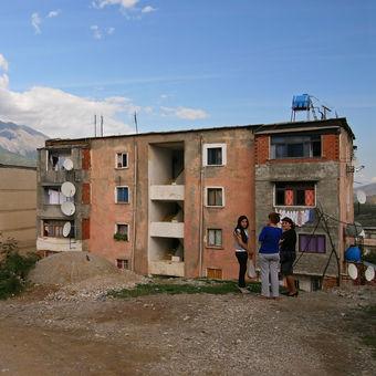 Albánie před 10ti lety...