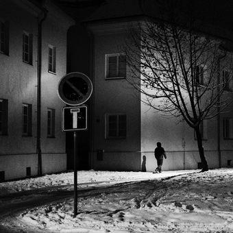 Ostrava, leden 2021