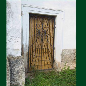 dveře do sakristie 3
