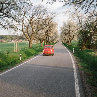 Jarní projížďka