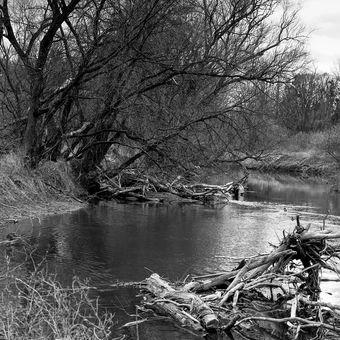 v zajetí řeky