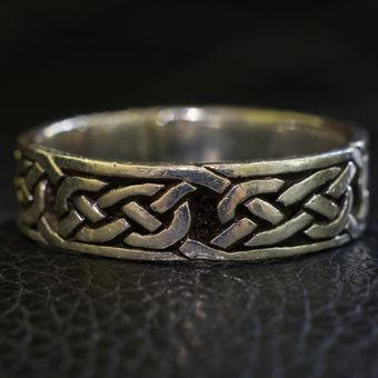 Prsten, připomínka zahojených ran..