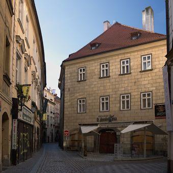 uličkami Prahy