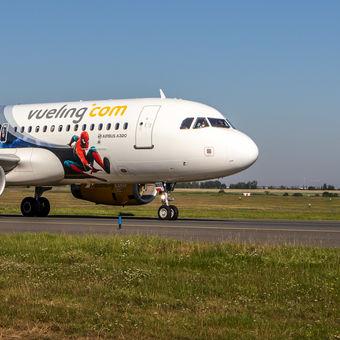 Vueling Airlines Airbus A320-232 reg.EC-MYC