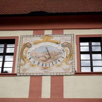 Detail z kláštera