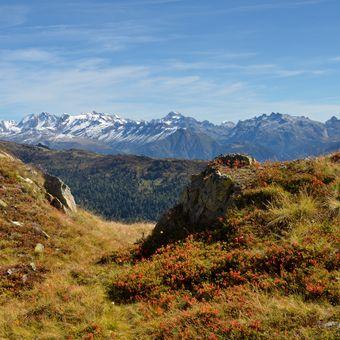 Walliská podzimní idyla