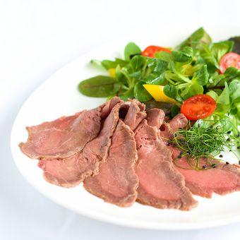 Roastbeef se salátkem
