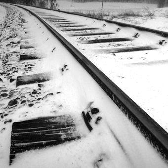 V rytmu železnice