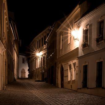 Půlnoční město 1