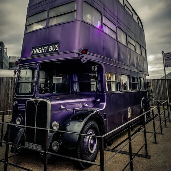 London KNIGHT BUS