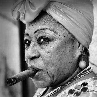 Žena z Havany