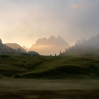 Ranní Dolomity