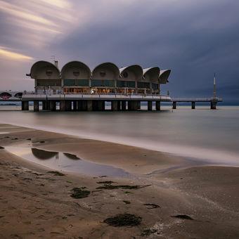 Lignano Sabbiadoro - restaurace Terrazza a Mare