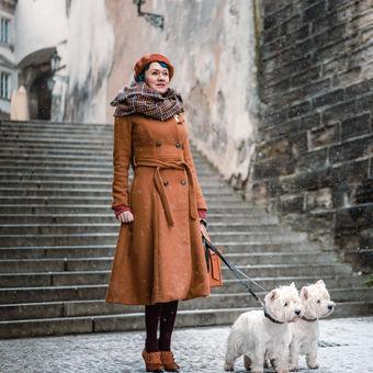 Lady s psíky