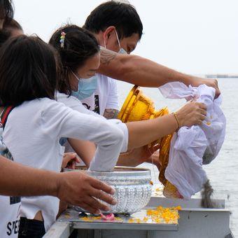 Poslední rozloučení v Thajsku