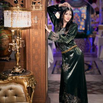 Orientální princezna