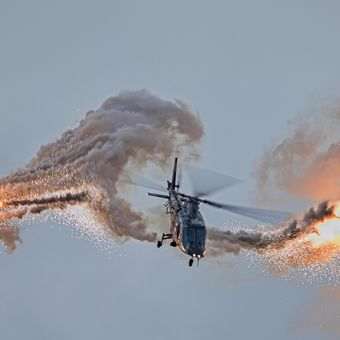 Dny NATO 2021  OSR/LKMT Belgian Air Force AW109