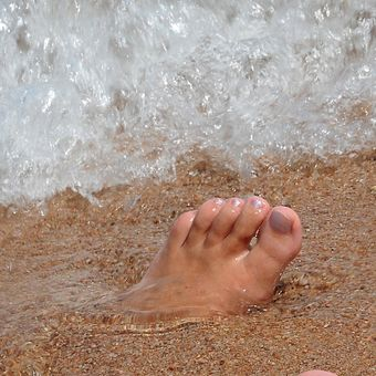 Mokré nohy