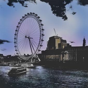 Londýnské oko