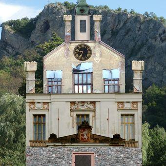 Průvodce po hradech a zámcích 06 - Zámek Choromysl, letní sídlo hraběte Jana Podskalského z Podskalí.