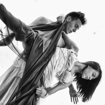 Tančící pár (OAFF 2015)
