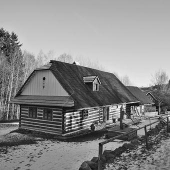 Vesničko má středisková- Veselý kopec
