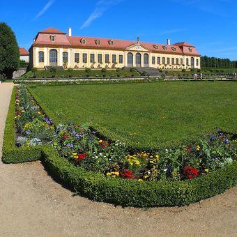 Barokní zahrada