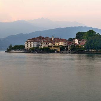 Podvečer na Lago Maggiore