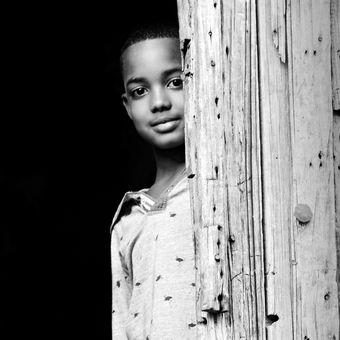 Chlapec z Camaguey
