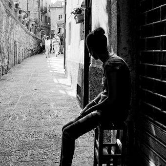 V uličkách Assisi