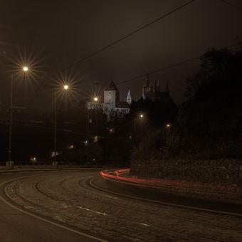 Cesta na hrad