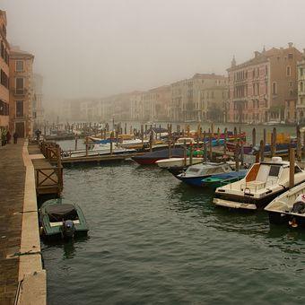 Mlha benátská