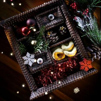 Vánoční rohlíčky