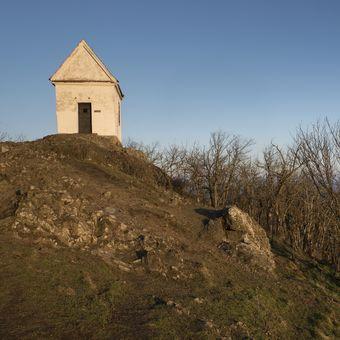 Zebín - vrchol