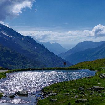 Susten Pass, Švýcarsko
