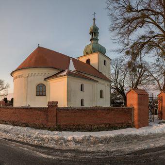 Kostelíček u cesty