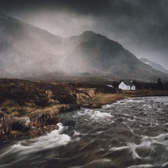 Altnafeadth | Glencoe | Skotská vysočina