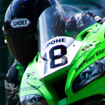 Lukas Maurer (SUI) Kawasaki L78 by Heidger Motorsport Racing Team