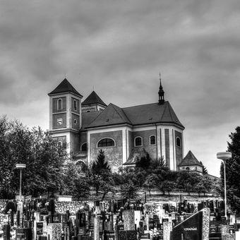 Kostel Pozořice