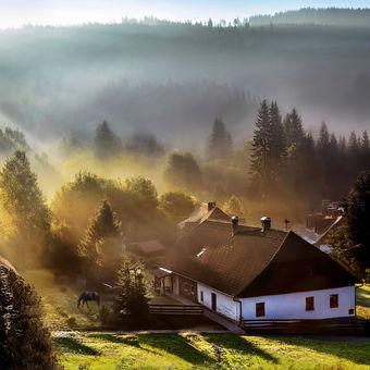 Šumavské svítání