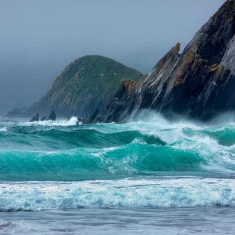 Atlantik, Irsko