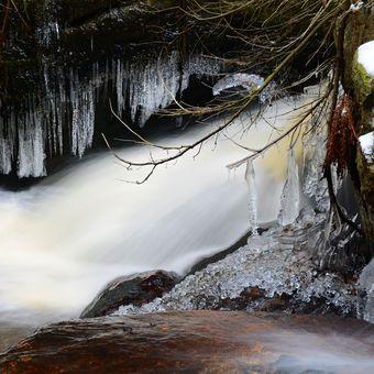 Začíná zima na Černé Desné
