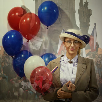 100 let republiky